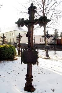 Sedliště - Dřevěný kostel Všech svatých