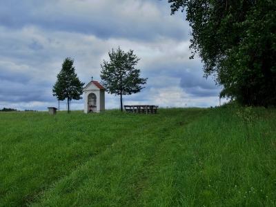 Vladiměřice - Kaplička Na výhledech