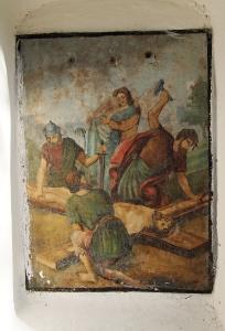 Křížová cesta v Hlubokých  Mašůvkách