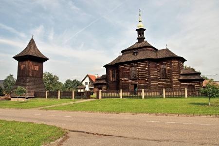 Kostel sv.Jiří Loučná Hora_1