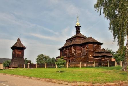 Kostel sv.Jiří Loučná Hora_2