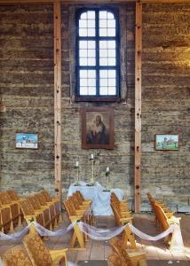Kostel sv.Jiří Loučná Hora_8