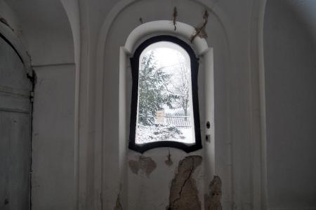 Kaple sv. Anny Lesní Hluboké