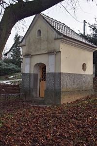 Poutní kaple P. Marie Bolestné Lutršték, Němčany