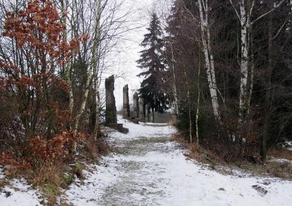 Křížová cesta Stárkov