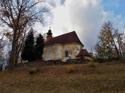 Boškov - Kostel sv. Máří Magdalény_4