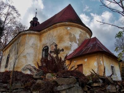 Boškov - Kostel sv. Máří Magdalény_5