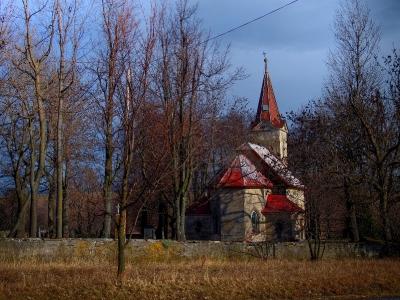 Kněžpole - Kostel sv. Jana Křtitele _1