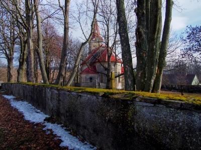 Kněžpole - Kostel sv. Jana Křtitele _2