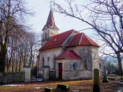 Kněžpole - Kostel sv. Jana Křtitele _3