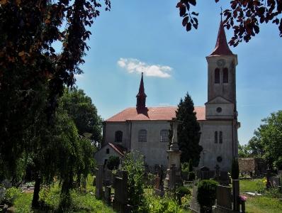 Rozstání - Farní kostel sv. Michaela archanděla_1