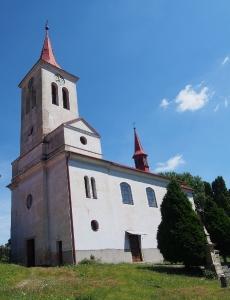 Rozstání - Farní kostel sv. Michaela archanděla_3