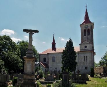 Rozstání - Farní kostel sv. Michaela archanděla_4