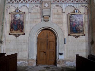 Studená Loučka - Kostel sv. Maří Magdaleny_12