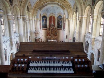 Studená Loučka - Kostel sv. Maří Magdaleny_15