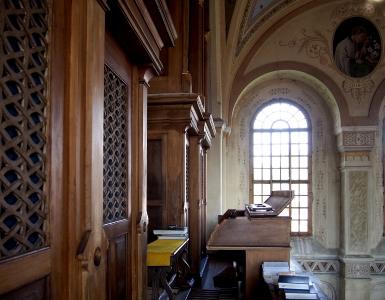Studená Loučka - Kostel sv. Maří Magdaleny_18