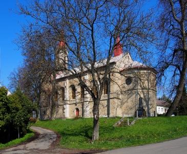Studená Loučka - Kostel sv. Maří Magdaleny_1