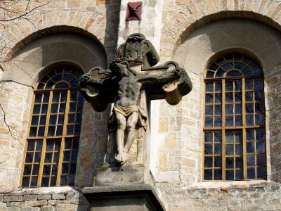 Studená Loučka - Kostel sv. Maří Magdaleny_28