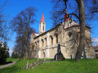 Studená Loučka - Kostel sv. Maří Magdaleny_2